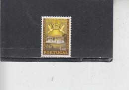 PORTOGALLO  1967 - Unificato  1013 - Fatima - Usati