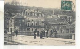Longwy Bas, Pont Sur La Chiers - Longwy