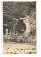 CPA-39-1902-DOLE-LA CASCADE DU COURS-ANIMEE-UN HOMME - - Dole