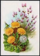 C4604 - Stöckel Verlag Ansichtskarte - Blumen - Stöckelbildkarte Hannover - Blumen