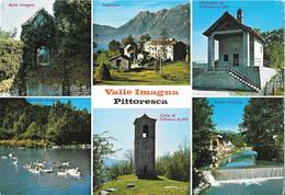 VALLE IMAGNA Pittoresca - Bergamo