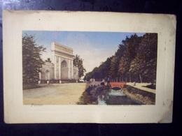 Faenza (Ravenna): Prospettiva Dello Stradone. Cartolina Fp Inizio '900 - Faenza