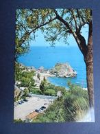 19920) MESSINA TAORMINA MAZZARO' VIAGGIATA - Messina