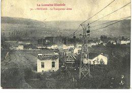 Carte Postale Ancienne De FROUARD - Le Transporteur Aérien - Frouard