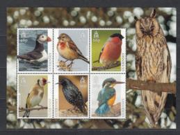 Guernsey MNH** 2019 Sheet Of 6  Bird Vogel M - Vögel