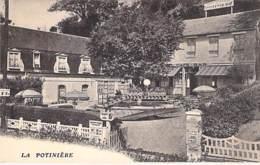 76 - PUYS ( Environs De DIEPPE ) La POTINIERE - Hotel Restaurant Pension - CPA Village ( 400 Habitants)  Seine Maritime - France
