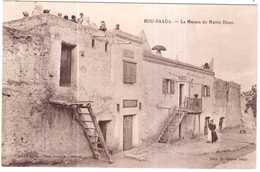 CPA ALGERIE.BOU-SAADA.LA MAISON DE MAITRE DINET - Argelia