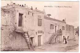 CPA ALGERIE.BOU-SAADA.LA MAISON DE MAITRE DINET - Algerije