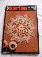 Revue AARLAN , Crochet - Home Decoration