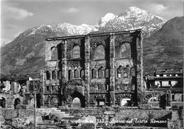 AOSTE - Ruines Du Théâtre Romain - Aosta