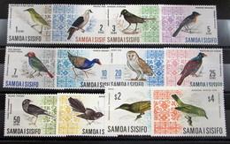 Samoa 202/11B ** - Samoa