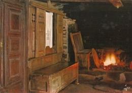 29 - Parc D'Armorique - Musée De Plein Air De Saint-Rivoal : Lit Clos De Cornouaille - éd. D'Art JOS Le Doaré N° MX 560 - Altri Comuni