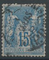 Lot N°48041  N°101, Oblit Cachet à Date Des Imprimés - 1876-1898 Sage (Type II)