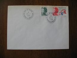 Enveloppe 1988 St-Pierre Et Miquelon - Lettres & Documents