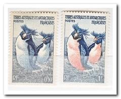 Frans Antarctica 1956, Postfris MNH, Penguins, Birds - Franse Zuidelijke En Antarctische Gebieden (TAAF)