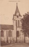 E142 - LE PLESSIS BOUCHARD - L'EGLISE - Le Plessis Bouchard