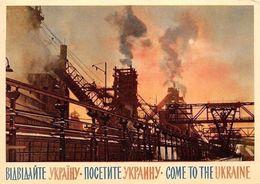 Ukraine Industrial Zaporozhye - Ucraina