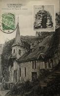 Luxembourg // Eglise St Quirin - Grotte 1913 - Postkaarten