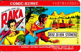 GERMANY(chip) - Comic-Kunst/Raka, Norbert Hethke 27(S 32), 06/94, Used - Comics