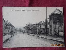 CPA - Harrennes-et-Taux - Rue D'Oulchy - Autres Communes