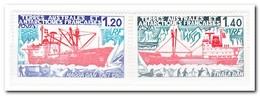 Frans Antarctica 1977, Postfris MNH, Ships - Ongebruikt