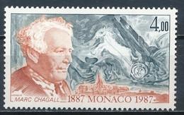 °°° MONACO - Y&T N°1605 - 1987 MNH °°° - Monaco