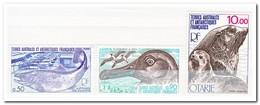 Frans Antarctica 1977, Postfris MNH, Animals, Fish, Bird - Franse Zuidelijke En Antarctische Gebieden (TAAF)