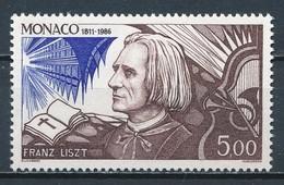°°° MONACO - Y&T N°1548 - 1986 MNH °°° - Monaco