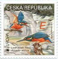 ** 1026 Czech Republic EUROPA Kingfisher 2019 - Tschechische Republik