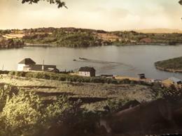 Le Lac De Neuvic Et La Plage - Frankreich