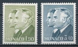 °°° MONACO - Y&T N°1538/39 - 1986 MNH °°° - Monaco