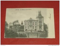 NIVELLES  -  Le Château  Sainte Barbe  -  1904 - Nivelles