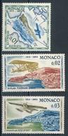 °°° MONACO - Y&T N°637/39 - 1964 MNH °°° - Monaco