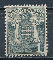 °°° MONACO - Y&T N°73 - 1924 MNH °°° - Nuovi