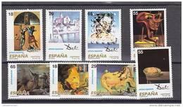 España Nº 3289 Al 3296 - 1931-Hoy: 2ª República - ... Juan Carlos I