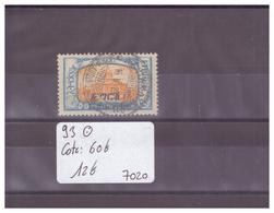 ETHIOPIE - No 93 OBLITERE  - !!!WARNING: NO PAYPAL!!! - COTE: 60 € - Ethiopië