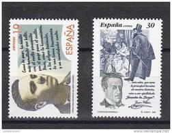 España Nº 3356 Al 3357 - 1931-Hoy: 2ª República - ... Juan Carlos I