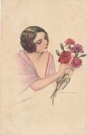 CPA - Thèmes - Illustrateur  - Nanni - Portrait De Femme - Nanni