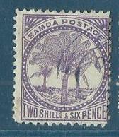 Timbre Samoa 1895 - Samoa