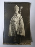 Luxembourg  // Carte Photo // Mgr. Nommesch 19?? - Luxemburg - Stad