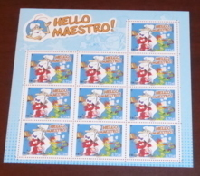 France - 2017 - N°Yv. BF139 - Bloc Hello Maestro - Neuf Luxe ** / MNH / Postfrisch - Blocs & Feuillets