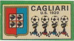 SCUDETTO CAGLIARI PANINI 1970/71 Nuovo Con Velina - Edizione Italiana