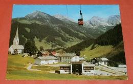 ÖSTERREICH - Mittelberg - Seilbahn (2 Foto)(7005AK) - Kleinwalsertal