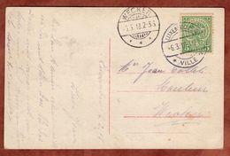 AK Trost Im Liede, Wappenloewe, Luxembourg Ville Nach Wecker 1918 (72474) - 1907-24 Abzeichen