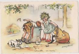 C.P. GERMAINE BOURET ...chouette..un Sucre - Bouret, Germaine