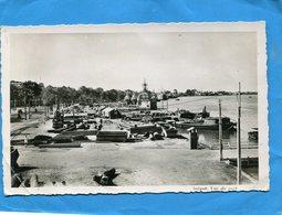 INDOCHINE-SAÏGON Le Port Et Les Quais-photo Nam Phat-a Voyagé En 1953 - Yémen