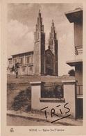 E144 - ALGERIE - BONE - EGLISE STE-THERESE - Altre Città