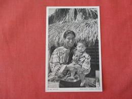 Seminoles  Father & Son    Ref 3284 - Indiens De L'Amerique Du Nord