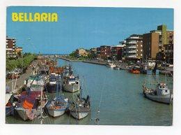 Bellaria (Rimini) - Il Canale - Viaggiata - (FDC15119) - Rimini