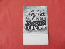 U.S. Zouaves With Buffalo Bill's Wild West   Ref 3284 - Indiens De L'Amerique Du Nord